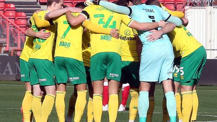 Norwich City are in action at Middlesbrough this afternoon Picture: Paul Chesterton/Focus Images