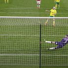Teemu Pukki's penalty proved the difference for Norwich City in a 1-0 win at Middlesbrough Picture: