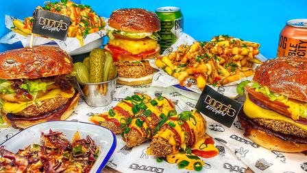Biff's Jack Shack is available on Deliveroo Picture: Biff's Kitchen