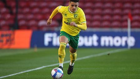 Max Aarons says there is more to come from Norwich City Picture: Paul Chesterton/Focus Images Ltd
