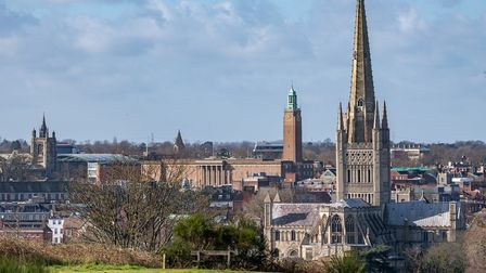 Norwich Cathedral. Picture: Norwich Cathedral/Bill Smith