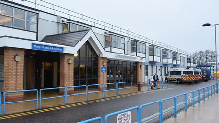 Another coronavirus-related death has been confirmed by James Paget University Hospital in Gorleston