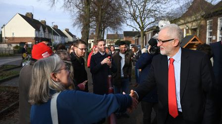 There are some reasons for Labour to be hopeful, with Jeremy Corbyns ratings improving, dissatisfa