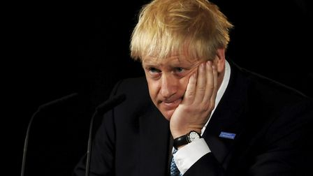 Why won't prime minister Boris Johnson publish his tax return? Picture: Rui Vieira/PA