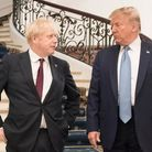 Hadley Coull and Chris Ogden say Prime Minister Boris Johnson and US President Donald Trump are mons