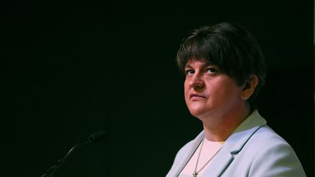 DUP leader Arlene Foster has accused the prime minister of breaking his word on the Northern Irish b