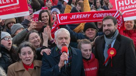 A new survey exploring Jeremy Corbyn's neutral stance on a second referendum has shown his party's R