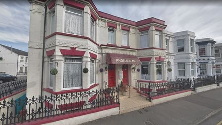 photo of Rhonadean guesthouse in Great Yarmouth