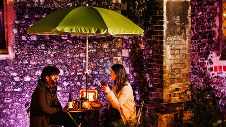 The Botanical Garden Bar is returning to Norwich for Christmas, with an added festive market