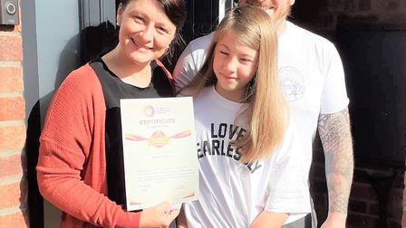 St Neots? Star Awards honour inspirational local heroes during August. Picture: SNCS