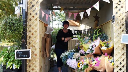 Emma's Florist decided to take its flowers on the road in a horsebox after noticing a decline in footfall in its stores.