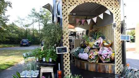 Emma's Florist has continued to see high demand - but concerns about coronavirus means many customers have been nervous...