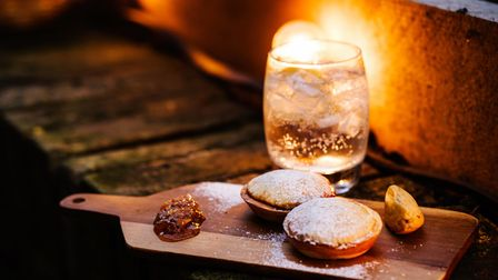 Refreshments on offer will include mince pies with brandy butter and marmalade