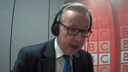 Michael Gove caused a glut of calls to Downing Street after he asked people to call in if they wante