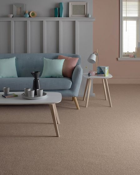 Chapter Warm carpet, ?14.99 per m2, www.lifestyle-floors.co.uk