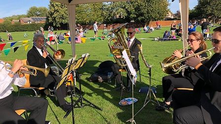 Brass Band PICTURE: PICTURE...