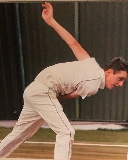 Cameron also plays for his school St Joseph's College and the Copdock & Old Ipswichian Cricket Club