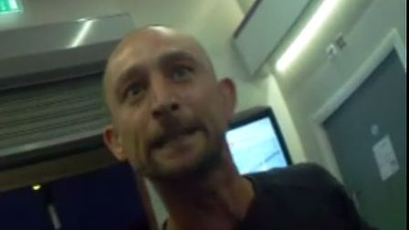 Have you seen this man who is wanted in connection with assaulting British Transport Police at Chadw