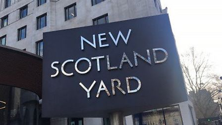 Scotland Yard has named the stabbing victim as Kamal Nuur.