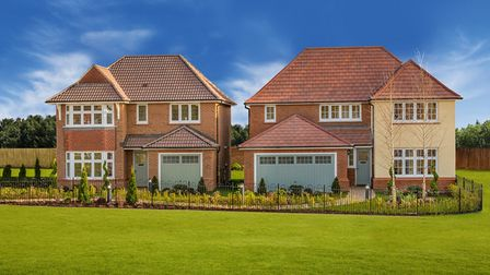 The Sunningdale , Woodborough Grange, WInscombe, Redrow Homes South West
