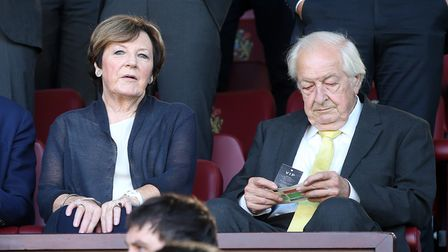 Norwich City's joint majority shareholders Delia Smith and Michael Wynn-Jones have received criticis