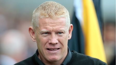 File photo dated 30-09-2018 of Livingston manager Gary Holt.