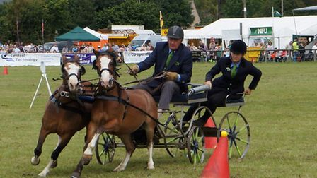 The 183rd show will take place on the 7th & 8th August 2013