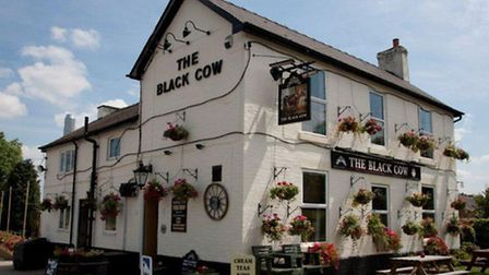 The Black Cow