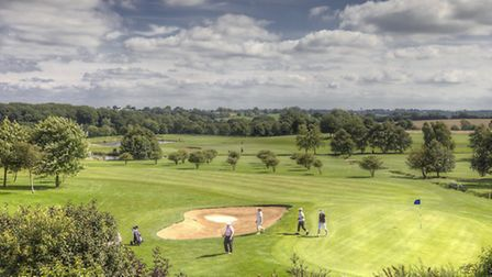 The Manor Course, Morley Hayes
