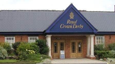 Royal Crown Derby's Visitor Centre