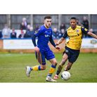 Alfie Payne had spent last season on loan at King's Lynn Town from Norwich City Picture: Ian Burt