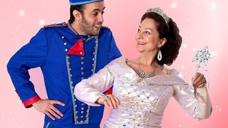 'Cinderella' at Buxton Opera House