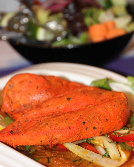 Elaichi serves delicious Indian favourites as well as exotic choices