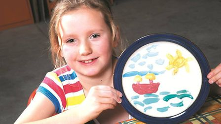 Craft events at The Denby Visitor's Centre