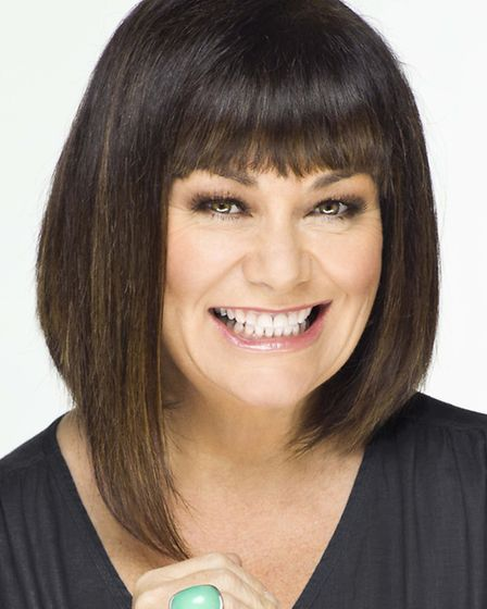 Dawn French at Buxton Opera House