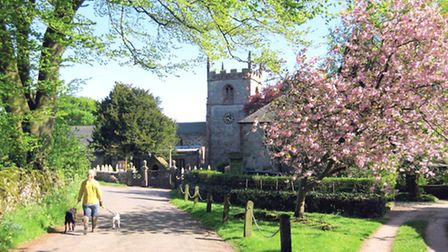 St Peters Church Photo: Cathy Reavy