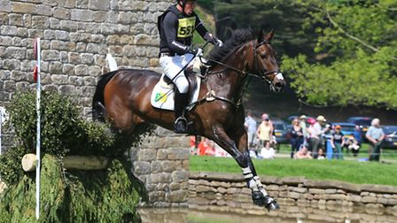 Oliver Townend and Skyhills Cavalier