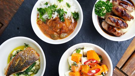 Menus reflect changing trends and tastes