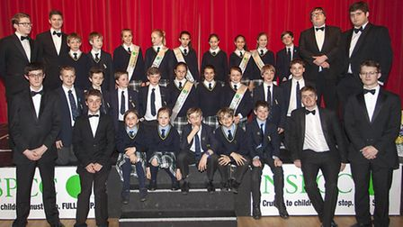 The King's Men with Foremarke Choir