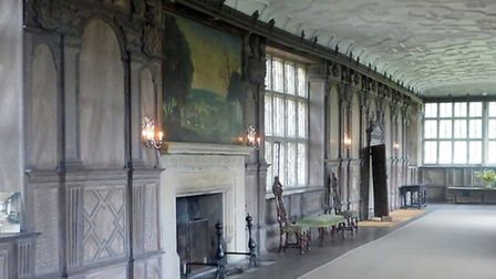 The Long Gallery at Haddon