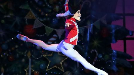 'The Nutcracker' by Russian State Ballet at Buxton Opera House