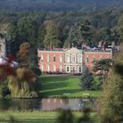 Staunton Harold Hall is set in some 2000 acres