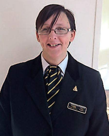 Pippa Redfern - A W Lymm Fanily Funeral Director and Undertaker