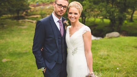 Andrew Taylor, son of Mr and Mrs Richard Taylor of Bramcote, and Stephanie Haselden, daughter of Mr and Mrs Chris Haselden...