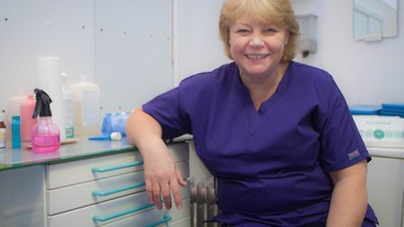 The Foot Centre at Camomile in Ilkeston - Professional podiatrist and owner, Sharon Flint
