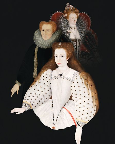 The dramatic tale linking the lives of Elizabeth I, Bess ofHardwick and Arbella Stuart Photo: National Trust