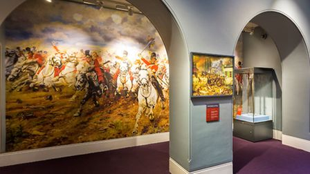 Waterloo 1815 - The Battle for Peace at Wellington Arch (at Hyde Park Corner in London) Photograph by Christopher Ison...