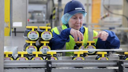 Wendy Walker, production line operative
