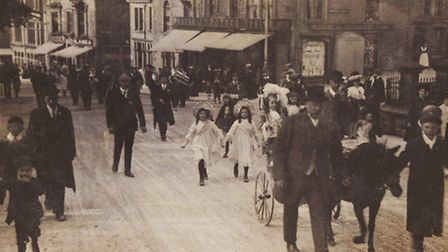 Buxton in days gone by