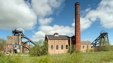 Pleasley Pit Photo: Steve Uttley PR